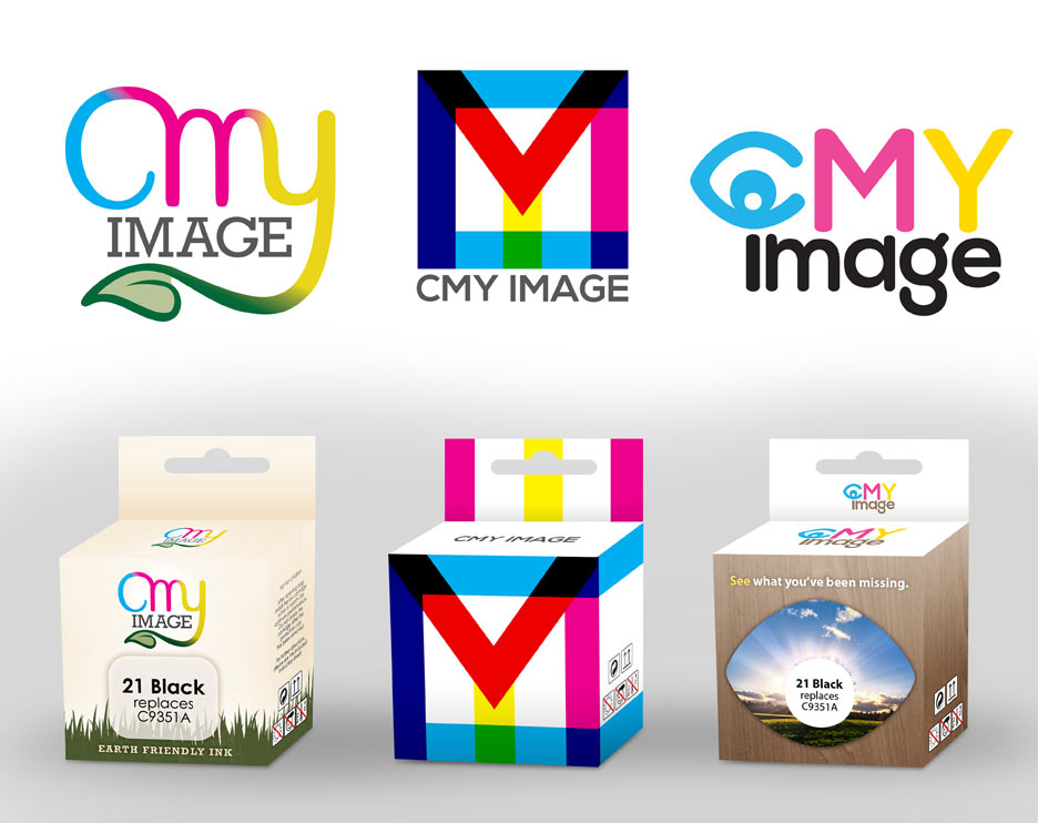 CMYimage packaging concepts